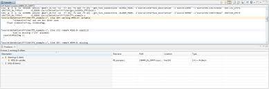 problems with ti c c error parser in code composer studio v5 2 1