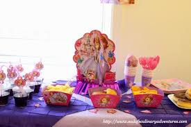 sofia the first table our sofia the first disney side party