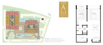 harrods floor plan the park 2 bukit jalil city