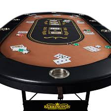 barrington 10 player poker table md sports your best choice