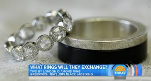 black jade band viewers make their ring picks for today s wedding