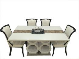marble dining room sets lucky 88 1 6 marble dining table sets woodys furnitures mumbai
