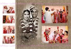 wedding album indian wedding album design photographer sunaina karan