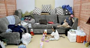 Displaced Families Find Shelter At Local Furniture Stores NBC News - Furniture nearby