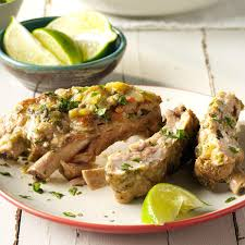 green chili ribs recipe taste of home
