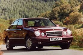 mercedes benz e class saloon review 1995 2002 parkers
