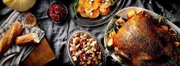 blueridge the fresh market on thanksgiving dinner
