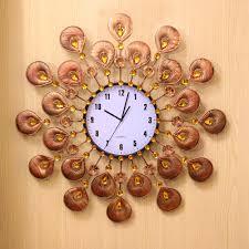 furniture pleasant creative wall clocks different interesting