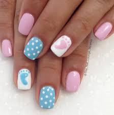baby shower theme nail art desifn nails pinterest baby