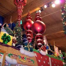bronner s ornaments a display of