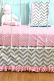 bedroom grey chevron baby bedding cork wall decor lamp shades