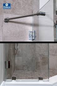 Shower Partitions Custom Shower Enclosures Oasis Shower Doors
