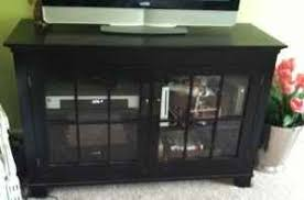 crate and barrel media cabinet crate barrel black media console nellie oh for sale in