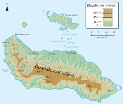 Florida Maps File Solomon Island Guadalcanal Florida Map En Svg