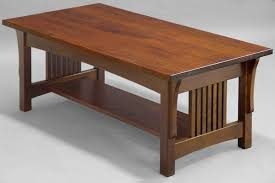 craftsman style coffee table mission style coffee table coffee tables