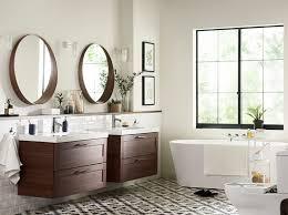 Ideas For Bathroom Countertops by Bathroom Norden Sideboard Hacked Into Bathroom Vanity Ikea Hackers