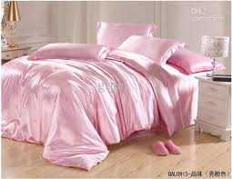 Silk Comforters Silk Bed Sheets Queen Queen King Comforter Bedding Set Pcs Silk