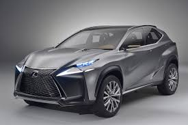 New Lexus Lf Nx Suv Concept Photo Gallery Autocar India