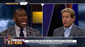 Lebron Finals Meme - skip bayless wade s comments about lebron s 2016 nba finals are sad