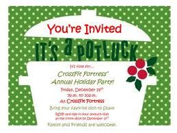 office potluck invitation wording infoinvitation co