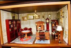 bureau d ecrivain miniature bureau d écrivain fin 19ème nadine wandel