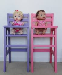 Do It Yourself Home Projects by Doll High Chairs Do It Yourself Home Projects From Ana White