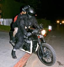 Motorcycle Halloween Costume 44 Celebrities Halloween Costumes Funcage