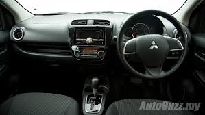 attrage mitsubishi 2014 review mitsubishi attrage gs a well groomed city slicker