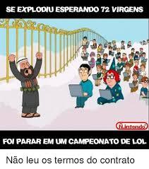 Memes De Lol - 25 best memes about lol nintendo and pt br brazilian