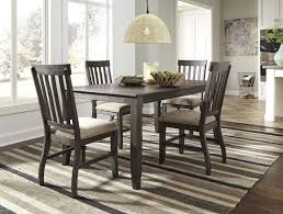 dresbar dining room table signature design by ashley dresbar dining room server with