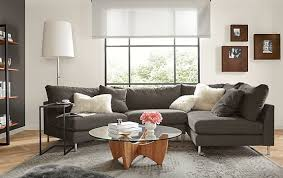 Room And Board Sofa Bed Bryce Sectional Living Room Modern Living Room Furniture Room