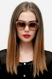 below shoulders a line haircut square one length below shoulders hair cuts one length below