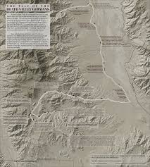 Death Valley Map 10 Mysterious Disappearances In National Parks Unresolvedmysteries