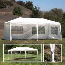 Outdoor Net Canopy by Outdoor 10 U0027x20 U0027 Canopy Party Wedding Tent Heavy Duty Gazebo