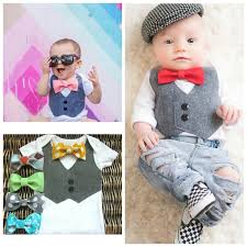 infant boy costumes baby boy clothes baby boy wedding baby bow tie