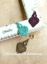 979 best macrame earrings images on pinterest macrame earrings