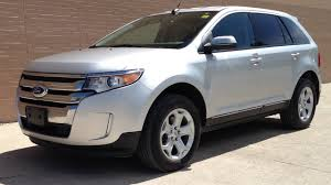 pre owned lexus winnipeg used 2012 ford edge sel awd for sale in winnipeg mb canada youtube