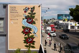 delta brings street art from around the world to l a delta news hub and the deltadestinations airport codes wall in new york delta has now unveiled another painted wall series this time in los angeles