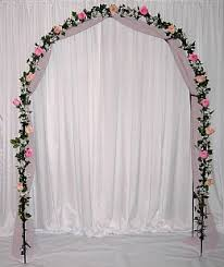 wedding arches with lights budget wedding party rental llc single rental price list