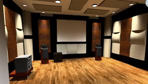 Design Your Own Home Theater Room How To Build Your Own Acoustic Panels Diy Homes Design Inspiration