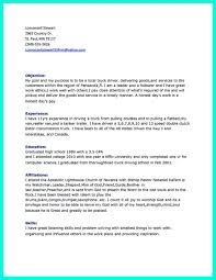Resume Samples Truck Driver by Truck Drivers Resume Sample Free Resume Example And Writing Download