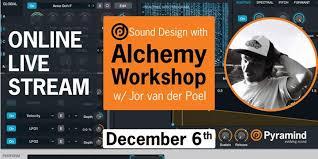 sound design with alchemy workshop pyramind san francisco 6