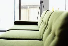decorating a green sofa home guides sf gate