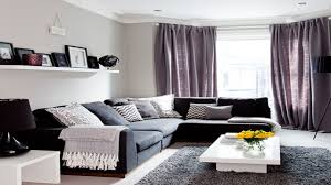 Grey And Purple Living Room Curtains by Master Bedroom Furniture Arrangement Ideas Purple And Gray