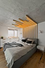 Headboard Designs Wood Home Designs Wood Headboard Chic Scandinavian Loft Interior
