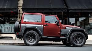 Wide Rims For Trucks Kahn Design Eyes U S Market For Custom Jeep Wranglers