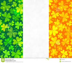 irish flag background stock images image 10258884