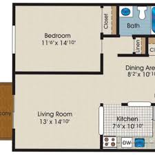 1 bedroom apartment floor plans floor plans u2013 highland house apartments