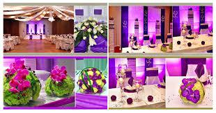 Purple Wedding Decorations Wedding Decorations