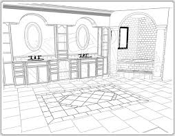 drawing kitchen cabinets kitchen design drawings kitchen design